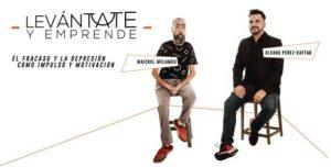 Maickel Melamed y Álvaro Pérez-Kattar (Caracas) - Levántate y emprende @ Centro Cultural BOD
